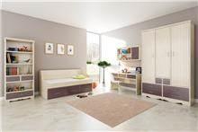 חדר ילדים סטארי - אלבור רהיטים