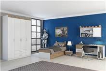 חדר ילדים קאסטל - אלבור רהיטים