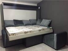 מיטה הנפתחת מהקיר - אלבור רהיטים