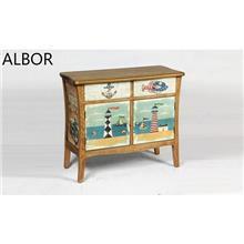 שידה מעוצבת ומקסימה KUR - אלבור רהיטים