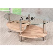 שולחן סלון אלגנטי KUR - אלבור רהיטים