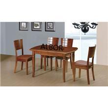 שולחן אוכל דגם T080A - אלבור רהיטים