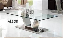 שולחן סלון דגם CT958CRY - אלבור רהיטים
