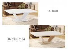 שולחן סלון ola 5215 R Y - אלבור רהיטים