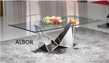 שולחן סלון דגם CT2061CRY - אלבור רהיטים