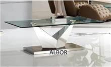 שולחן סלון דגם CT2079CRY - אלבור רהיטים