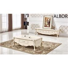 סט שולחן ומזנון KUR - אלבור רהיטים