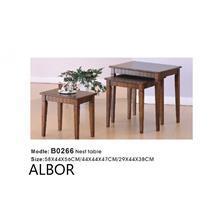 שולחנות קפה KUR - אלבור רהיטים