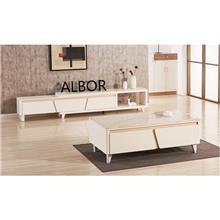 שולחן ומזנון דגם S06 - אלבור רהיטים