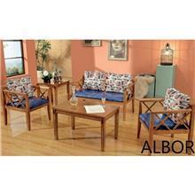 מערכת ישיבה 2110 - אלבור רהיטים