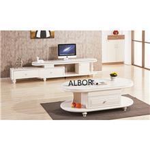 מזנון ושולחן S03+tvs03 - אלבור רהיטים