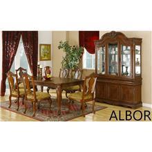 שולחן אוכל B025  - אלבור רהיטים