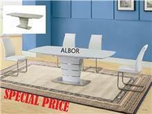 שולחן פינת אוכל דגם O.L.A2440 - אלבור רהיטים