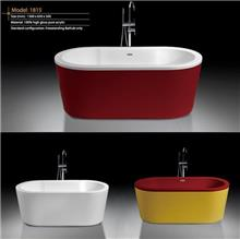 אמבטיה בשלל צבעים