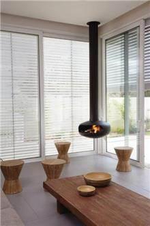 תנור עץ