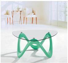 שולחן סלוני מסוגנן - כסא נדנדה