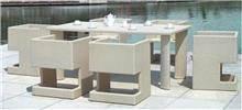 רהיטים למרפסת - כסא נדנדה