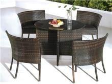 רהיטי גן מעוצבים - כסא נדנדה