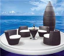 רהיטים לגן - כסא נדנדה