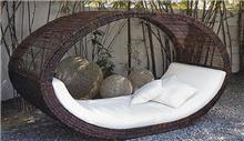 מיטת רביצה - כסא נדנדה