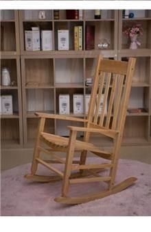 """כסא נדנדה מעץ """"ויגו"""" - כסא נדנדה"""