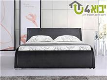 מיטה זוגית בצורת גל - יבוא 4 יו