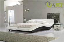 מיטה מרופדת בצורת גל - יבוא 4 יו