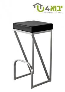 כסא בר יחודי שחור