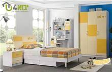 חדר ילדים בגווני צהוב - יבוא 4 יו