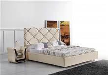 מיטה זוגית קאפיטונז' דגנית - יבוא 4 יו