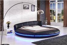 מיטה זוגית עגולה אינפיניטי - יבוא 4 יו