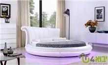מיטה זוגית עגולה מיתר - יבוא 4 יו