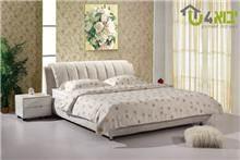 מיטה זוגית מעוצבת מיה - יבוא 4 יו