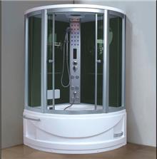 מקלחון עיסוי פינתי אלגנטי - יבוא 4 יו