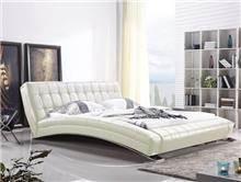 מיטה זוגית מעוצבת קשת - יבוא 4 יו