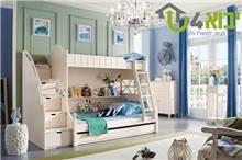 מיטת קומתיים מעוצבת