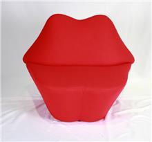 כורסא מעוצבת שפתיים דגם C040 - יבוא 4 יו