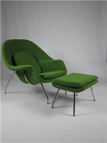 כורסאת מעצבים דגם C001 ירוק