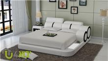 מיטה זוגית מעוצבת דגם אולטרה - יבוא 4 יו