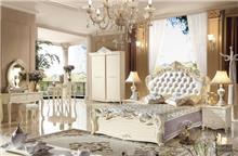 מיטה זוגית בסגנון וינטאז' דגם 8802 - יבוא 4 יו