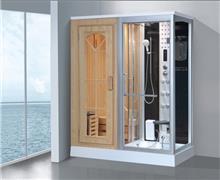 מקלחון עיסוי משולב סאונה דגם 8863 - יבוא 4 יו