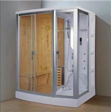 מקלחון עיסוי משולב סאונה דגם 8853 - יבוא 4 יו