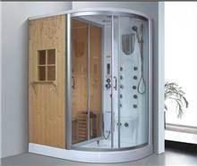 מקלחון עיסוי משולב סאונה דגם 8852 - יבוא 4 יו