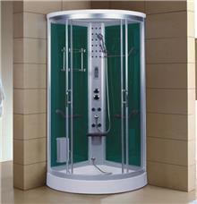 מקלחון עיסוי פינתי מפנק דגם 1010F - יבוא 4 יו
