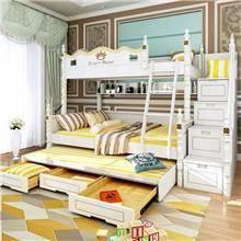 מיטת משולשת לבן+חום - יבוא 4 יו