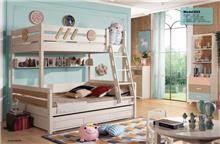 מיטת קומותיים דגם - 623 - יבוא 4 יו