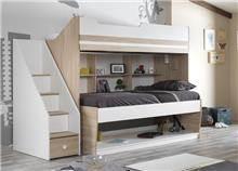 מיטת קומותיים - City Ranza - יבוא 4 יו
