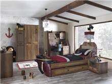 חדר שינה לנערים - Kupa 5407 - יבוא 4 יו