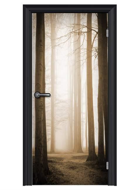 תמונת מגנט יער