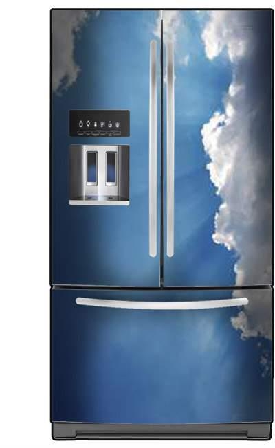 ציפוי למקרר שמיים